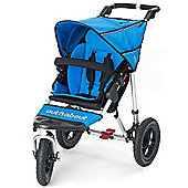 Out n About Nipper 360 Single Pushchair, Lagoon Blue