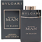 Bvlgari Man In Black Eau de Parfum (EDP) 100ml Spray For Men