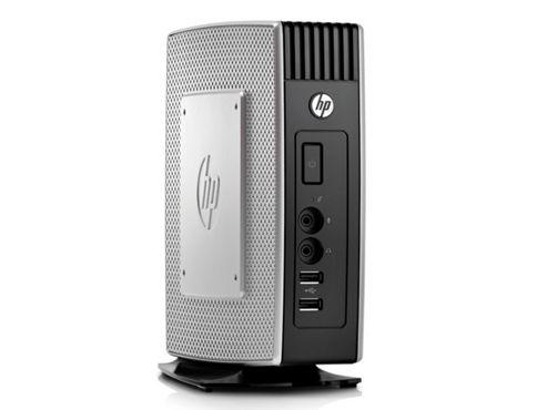 HP t510 Flexible Thin Client VIA Eden X2 (U4200) 1.0GHz 2GB RAM 1GB Flash LAN Windows Embedded Standard 2009 (VIA ChromotionHD 2.0)