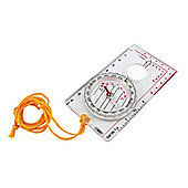 Yellowstone Plastic Orienteering Map with Compass