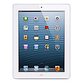 iPad with Retina display with Wi-Fi 32GB White
