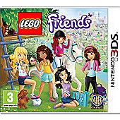 Lego Friends 3Ds.