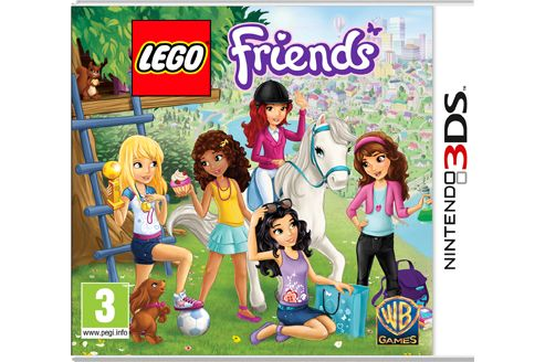 Lego Friends (3DS)