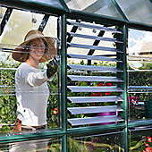 Rion Side Louver Greenhouse Window