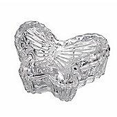Parlane Cute Glass Butterfly Trinket