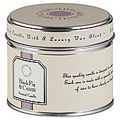 Tesco Apothecary Black Fig and Cassis Candle in a Tin