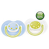 Avent Soother Translucent 0-6M