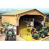 Brushwood Bt8950 Cover To Monster Silage Clamp - 1:32 Farm Toys