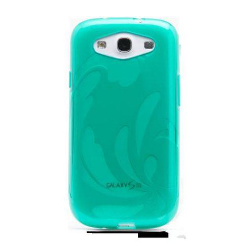 Olo Glacier Crest Cases for Samsung Galaxy S3 - Green