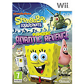 Spongebob Nintendo Wii Software
