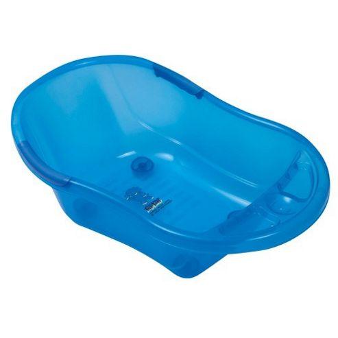 buy tippitoes standard bath blue from our bath tubs range tesco. Black Bedroom Furniture Sets. Home Design Ideas
