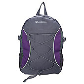 Mountain Warehouse Bolt 18 Litre Backpack, Purple