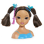 Moxie Girlz Magic Hair - Sophina Styling Head