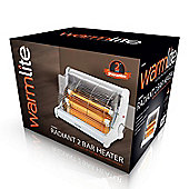 Warmlite WL42008 Radiant 2 Bar Heater