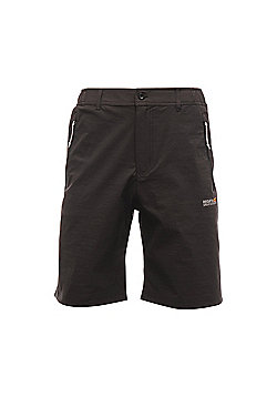 Regatta Mens Fellwalk II Shorts - Black