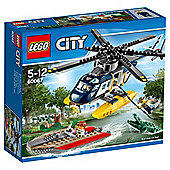 LEGO City Helicopter Pursuit 60067