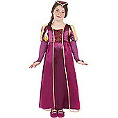 Tudor Girl - Child Costume 7-9 years