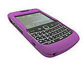 iTalkOnline Purple SnapGuard Protection Case - BlackBerry 9700 Bold, 9780 Onyx