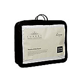 Luxury Hotel Collection Touch Of Silk 4.5 Tog Superking Duvet