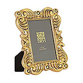 Biba Jasmine Gold Photo Frame 4X6