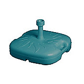 Resol Parasol Umbrella Sunshade Base Stand Holder - Green - Fill with Sand/Water