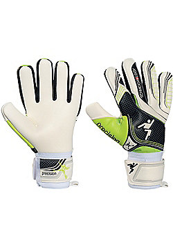 Precision Gk Schmeichology Negative Lite Junior Goalkeeper Gloves - White