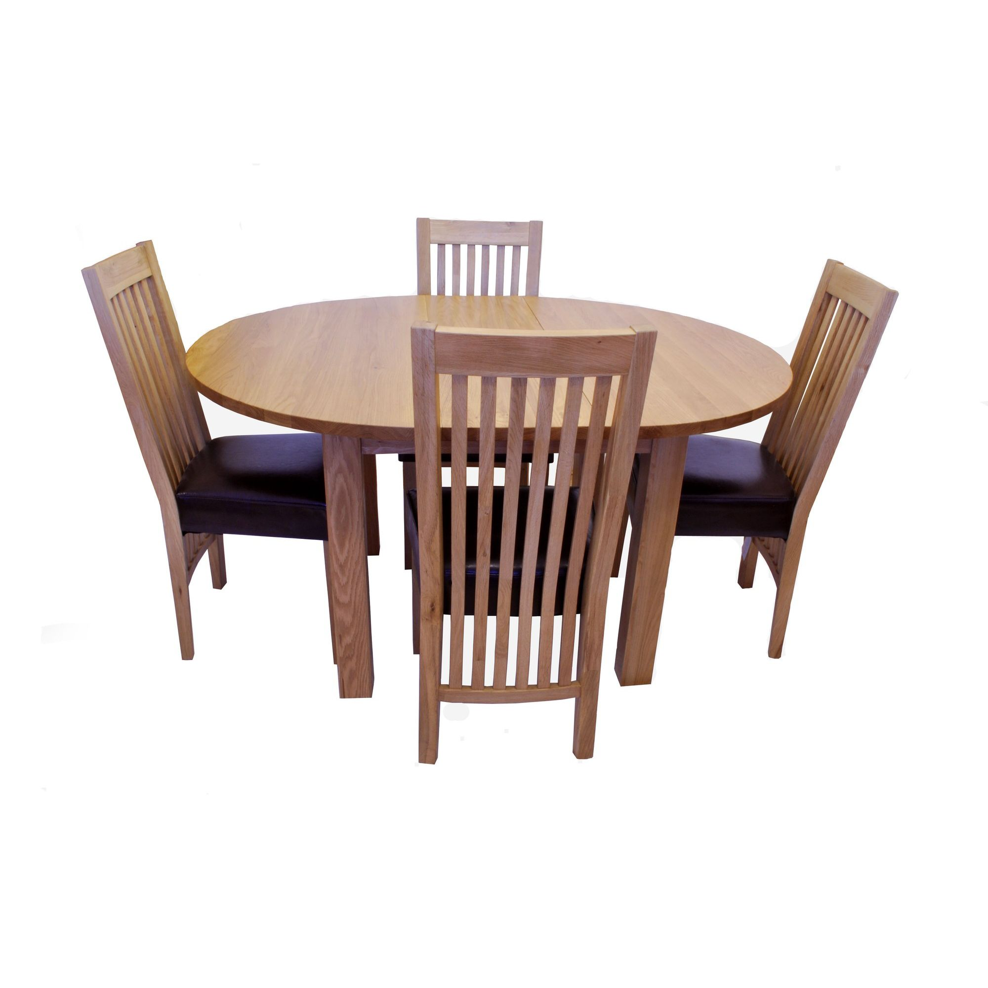 Oakinsen Balmain Round Table Dining Set
