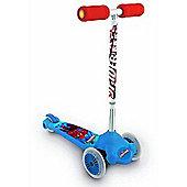 Spiderman Twist & Roll Scooter