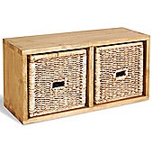 Ultimum Classic Pine Double Box