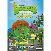 Doozers - Meet The Pod Squad DVD
