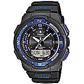 Casio Sports Gear Mens Black Compass Watch SGW-500H-2BVER