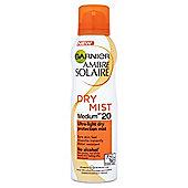 Garnier Ambre Solaire Dry Mistspf 20 200Ml