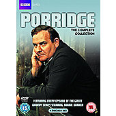 Porridge Series 1-3 And Christmas Specials (DVD Boxset)