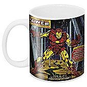Marvel print mug boxed - Iron Man