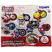 Marvel Figure Mascots Part 2 Keychain Blind Bag