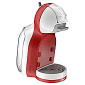 NESCAFE Dolce Gusto, Mini Me, Automatic Coffee Machine by Delonghi, Red & White