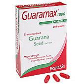 HealthAid Guaramax 1000 Capsules