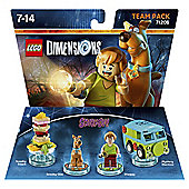 LEGO DIMENSIONS TEAM PK SCOOBY