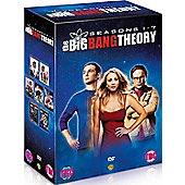 Big Bang Theory Season 1-7 (DVD Boxset)