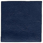Leather Cloth Fireproof Navy