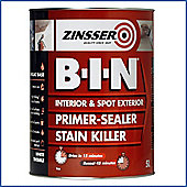 Zinsser B-I-N Primer Sealer - Stain Killer Paint - 500 ML