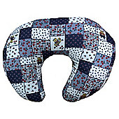 PreciousLittleOne 3-in-1 Nursing Pillow (Patchwork Navy)