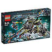 LEGO Agents Hurricane Heist 70164