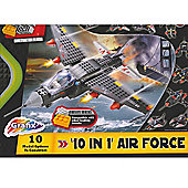 Block Tech - '10 in 1' Air Force