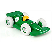 Brio Push Along Racer - Green