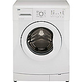 Beko Washing Machine, WMS6100W, 6KG Load, with 1000rpm - White