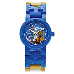 LEGO Star Wars C-3PO and R2D2 Watch