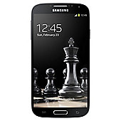 Samsung Galaxy S4 Black Leather