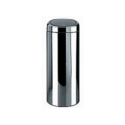 Brabantia 3382.29 Touch Bin Brilliant Steel 30Lt