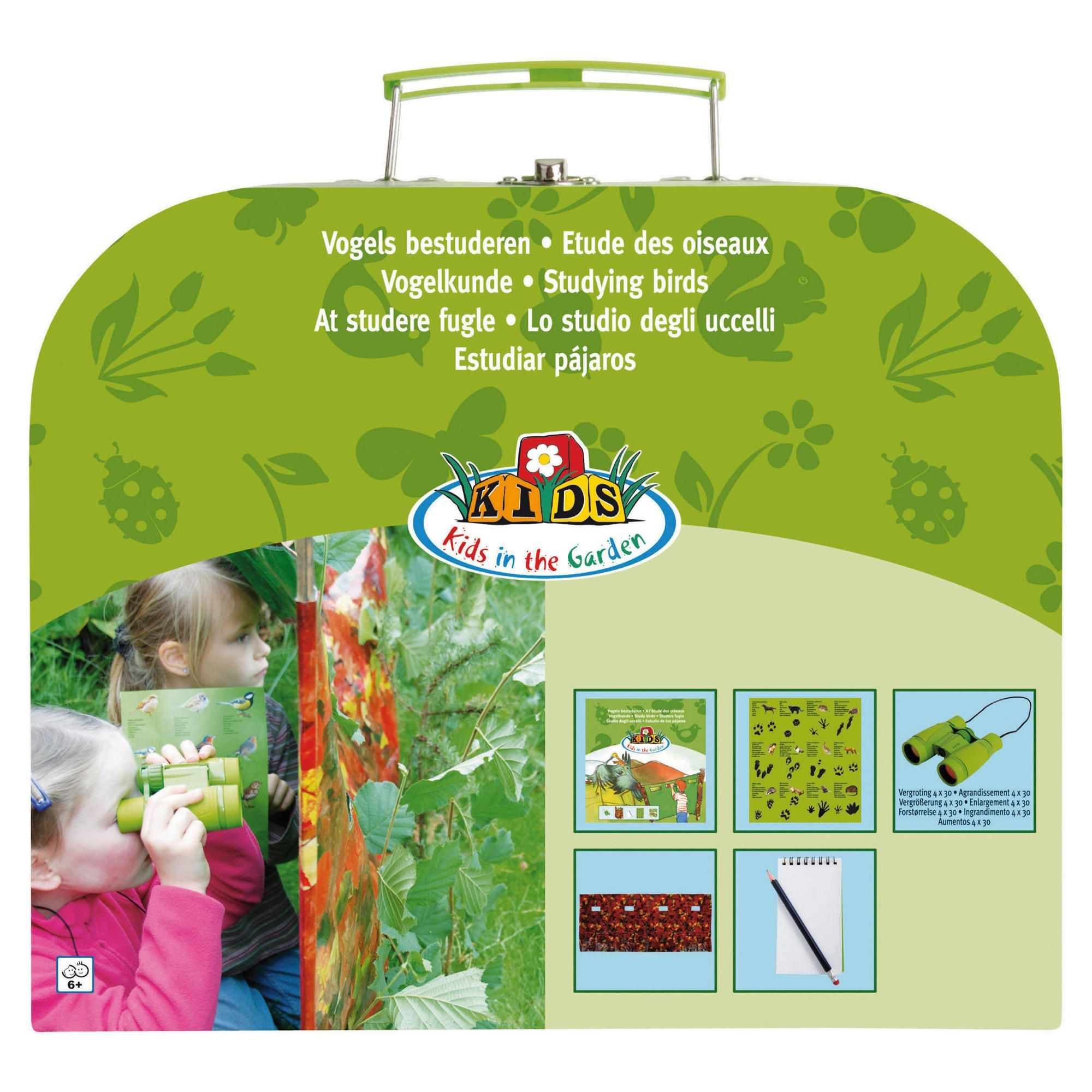 Offerta: Fallen Fruits Discovery Box (Studying Birds)
